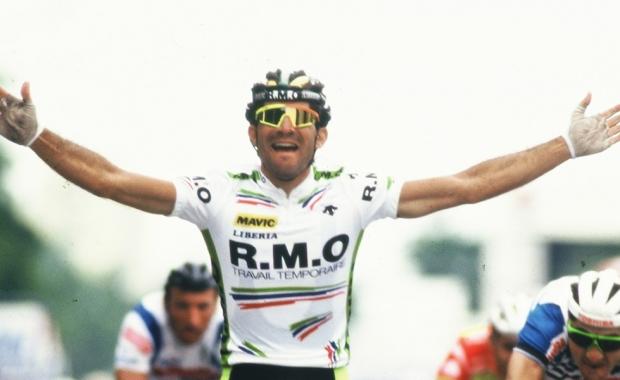 25 jaar geleden: Mauro Ribeiro wintTourrit
