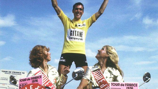 Veertig jaar geleden: Lucien Van Impe wint deTour