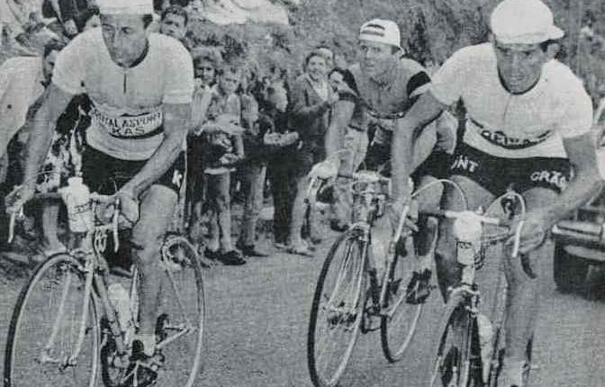 55 jaar geleden: Eddy Pauwels wint de TourritPau-Luchon