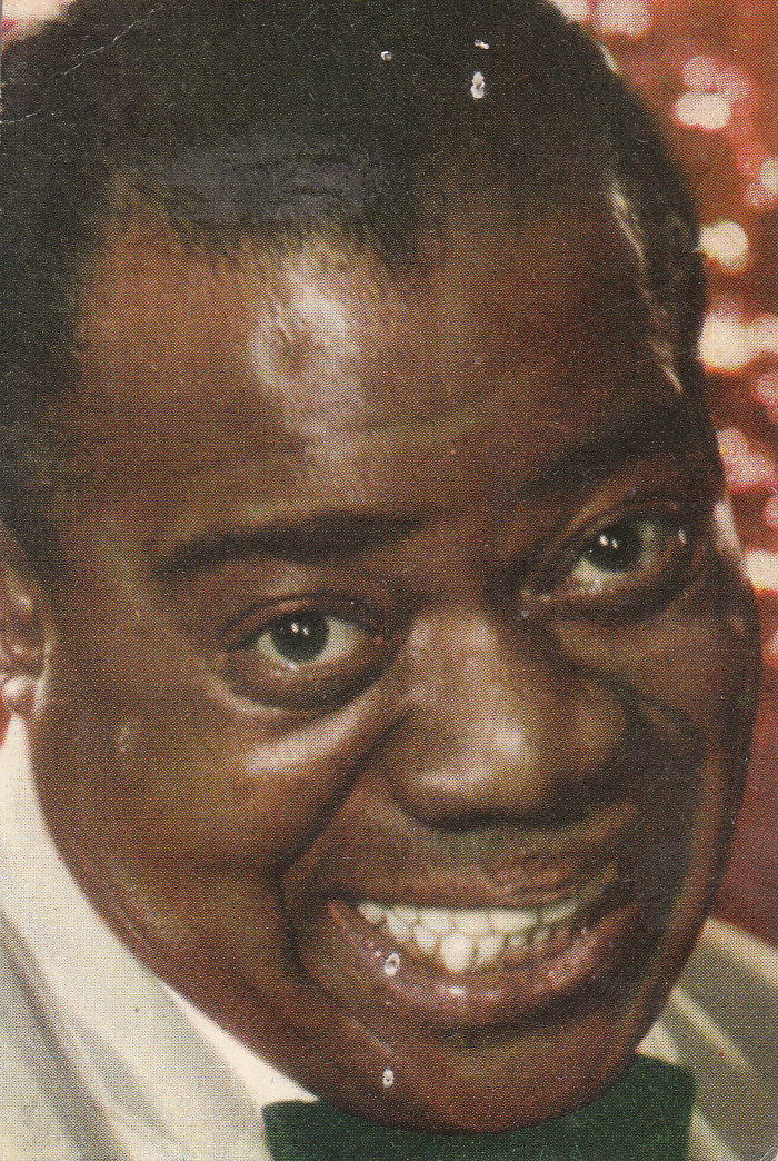 73 Louis Armstrong