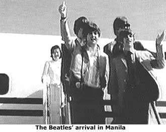 Vijftig jaar geleden: The Beatles' worstexperience