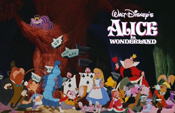 """65 jaar geleden: première van """"Alice in Wonderland"""""""