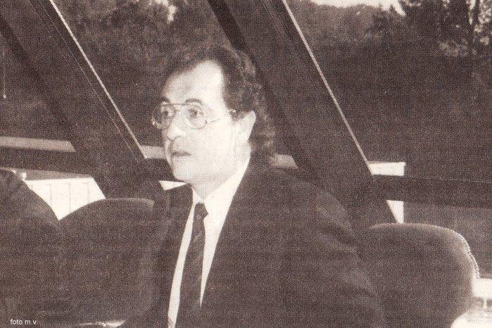 Rudolf Werthen wordtzeventig…