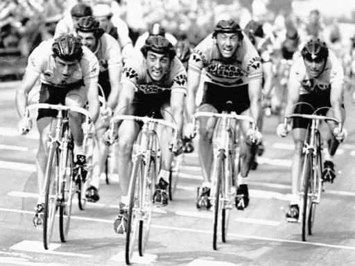 35 jaar geleden: Eddy Planckaert wint zijn eersteTour-etappe