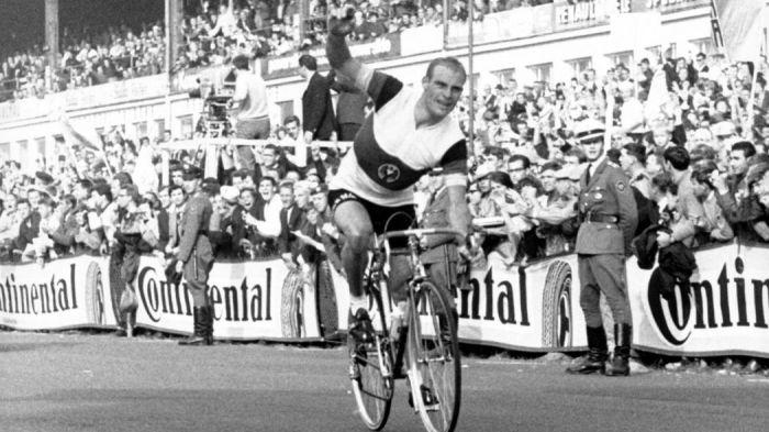 Vijftig jaar geleden: Rudi Altig wordtwereldkampioen