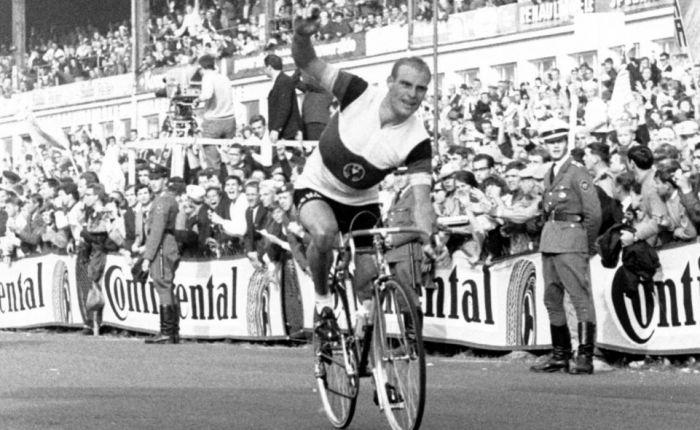 55 jaar geleden: Rudi Altig wordtwereldkampioen