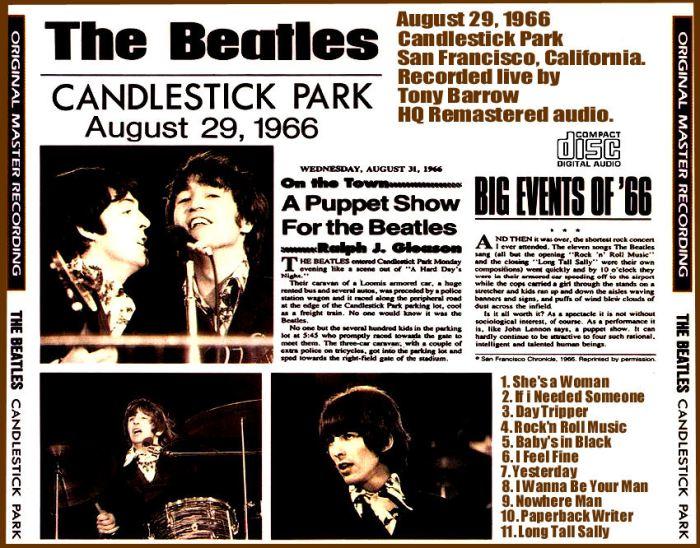 Vijftig jaar geleden: laatste (betalend) concert van TheBeatles