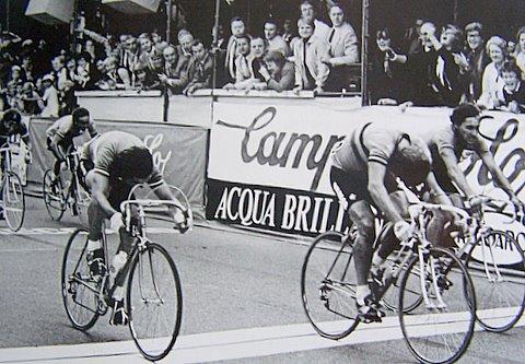 35 jaar geleden: Freddy Maertens wordt wereldkampioen inPraag