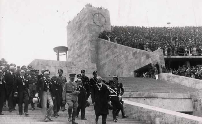 Tachtig jaar geleden: Adolf Hitler opent de Olympische Spelen vanBerlijn