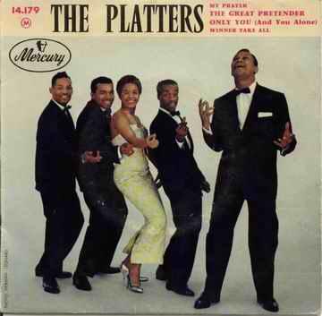 Of waren het ThePlatters?