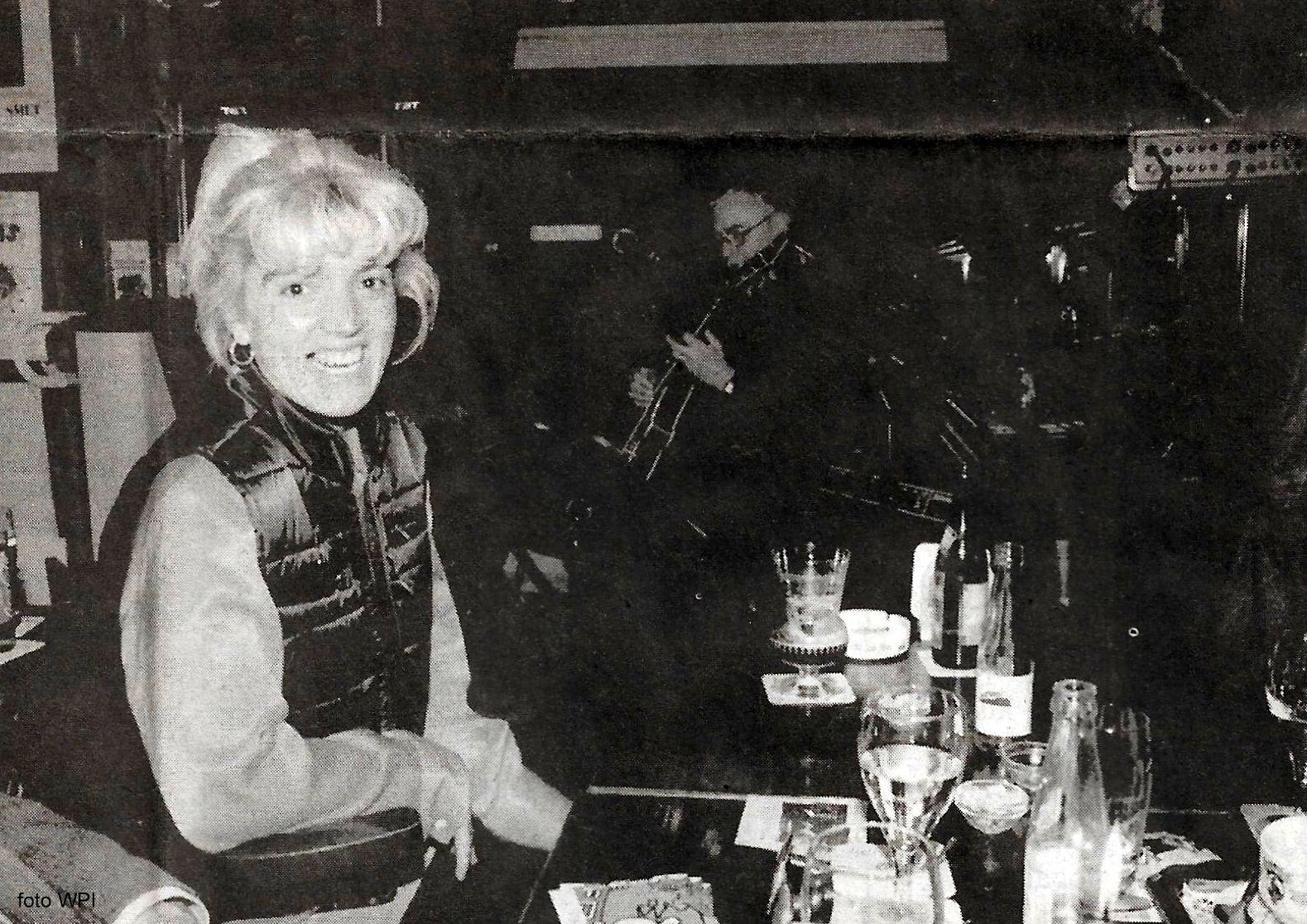 Andie MacDowell (1987)Photo Credit: Ian Miles_Shooting Star™