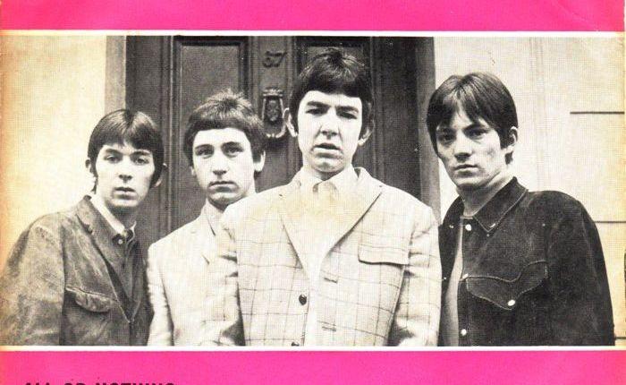 """Vijftig jaar geleden: release van """"All ornothing"""""""