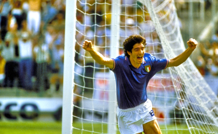 Paolo Rossi wordt65…