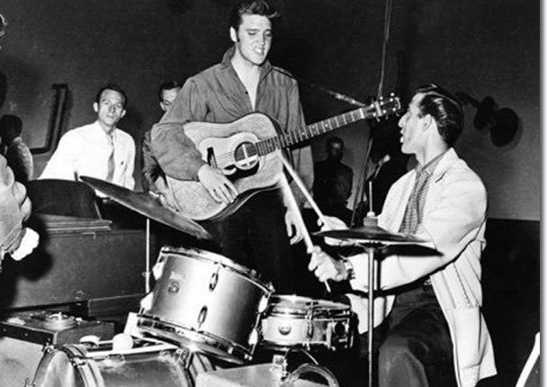 Zestig jaar geleden: Elvis Presley in The Ed SullivanShow