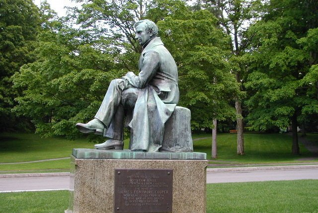 James Fenimore Cooper(1789-1851)