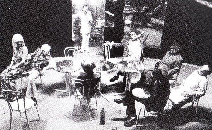 """Dertig jaar geleden: """"Het café"""" in deBaudelo-abdij"""