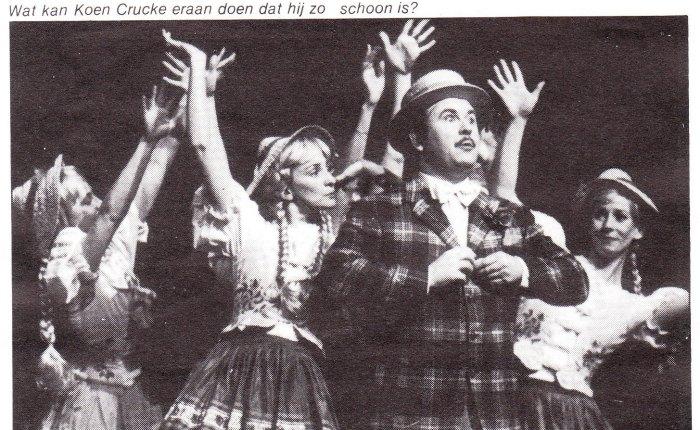 35 jaar geleden: twee operettes in deOVV