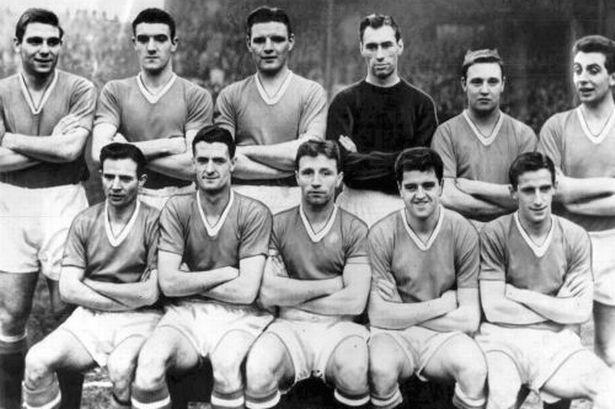 65 jaar geleden: Manchester United-Anderlecht 10-0