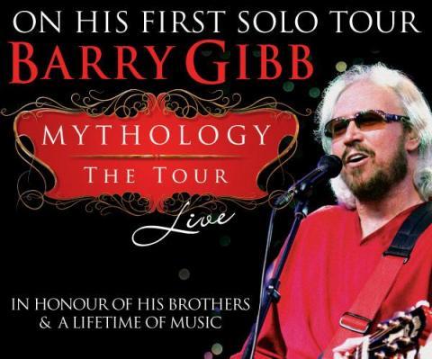 Barry Gibb wordt75…