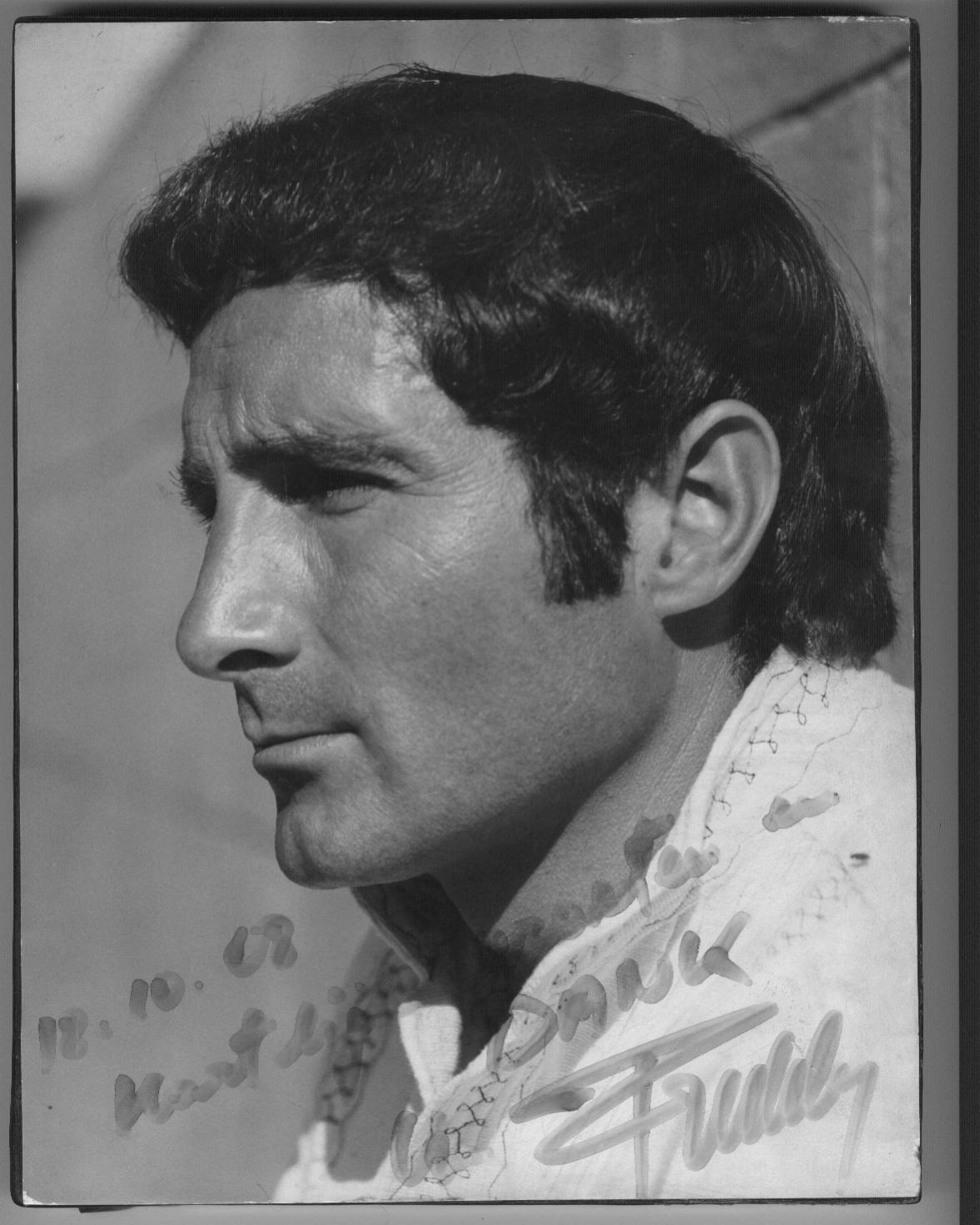 Freddy QUINN in Siegen 1968-2