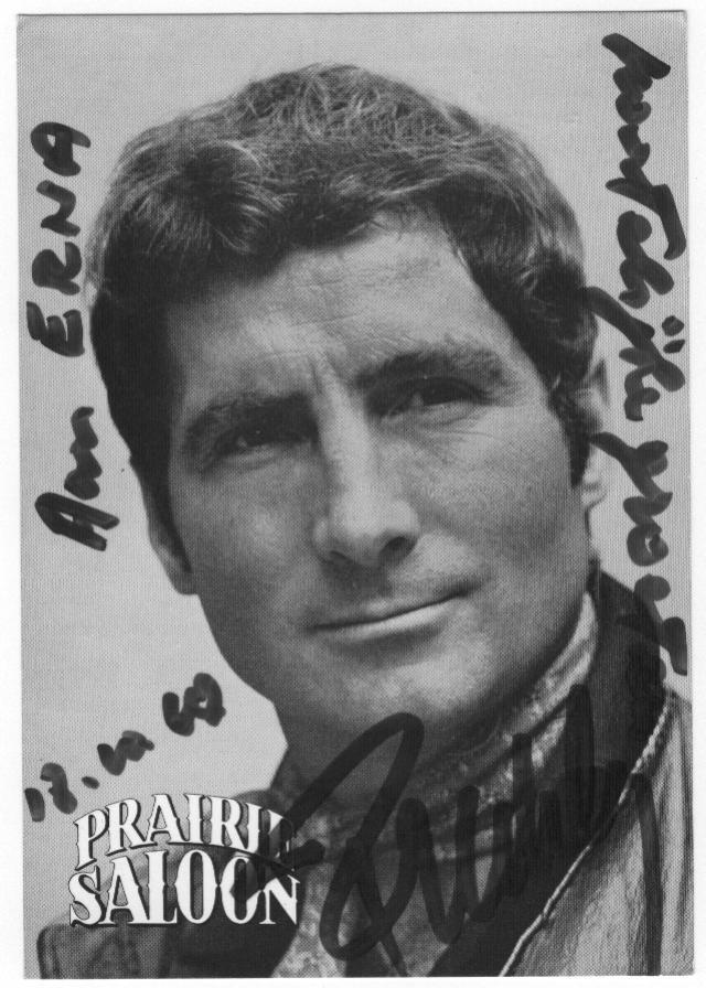 Freddy QUINN in Siegen 1968