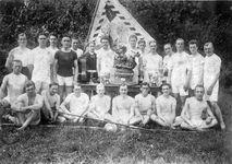 125 jaar geleden: oprichting van de Association Athlétique laGantoise