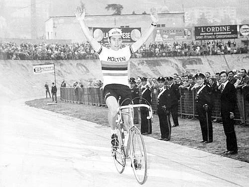 45 jaar geleden: Eddy Merckx wint de Ronde vanLombardije