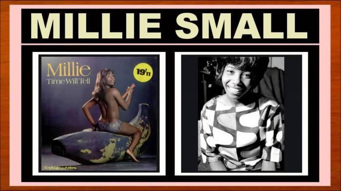 Millie Small wordtzeventig…