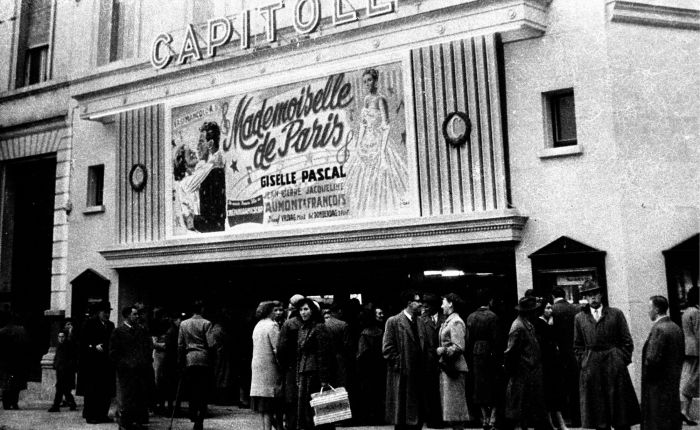 35 jaar geleden: laatste filmvoorstelling in de GentseCapitole