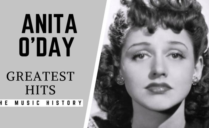 Anita O'Day (1919-2006)