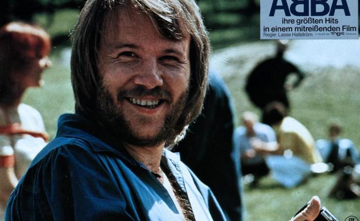 Benny Andersson wordtzeventig…