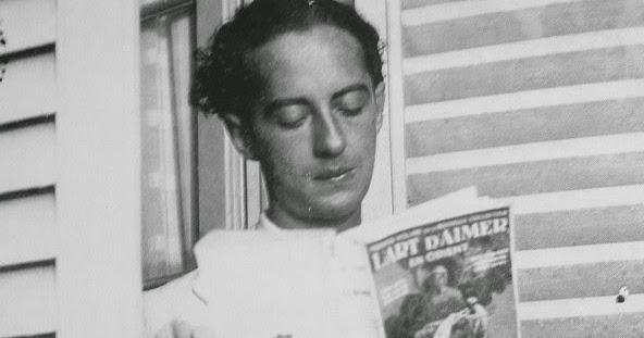 André Pieyre de Mandiargues(1909-1991)
