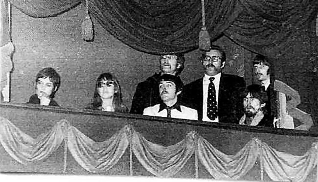 Vijftig jaar geleden: The Beatles naar optreden vanCream