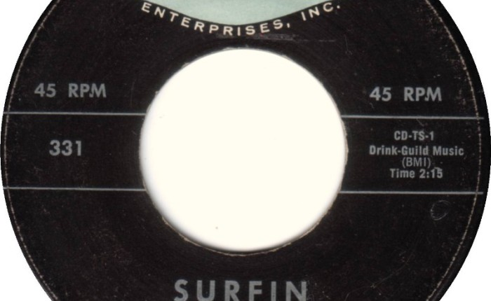 55 jaar geleden: The Beach Boys metSurfin'