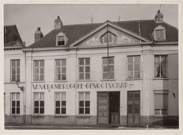 150 jaar geleden: Multatuli in het Van CrombruggheGenootschap