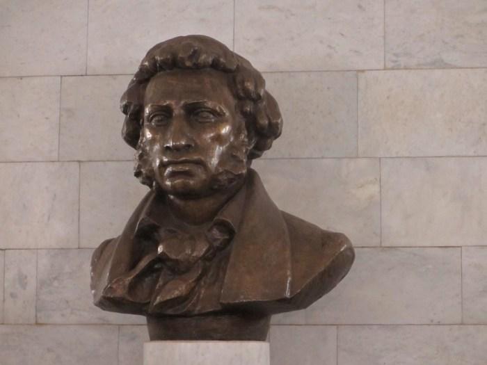 Aleksandr Poesjkin (1799-1837)