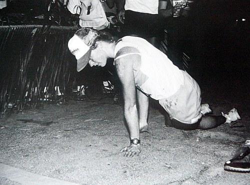 Julie Moss maakt triatlon populairdankzij…
