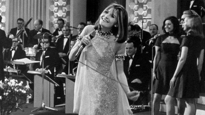 Vijftig jaar geleden: Sandie Shaw wint het Eurovisiesongfestival…
