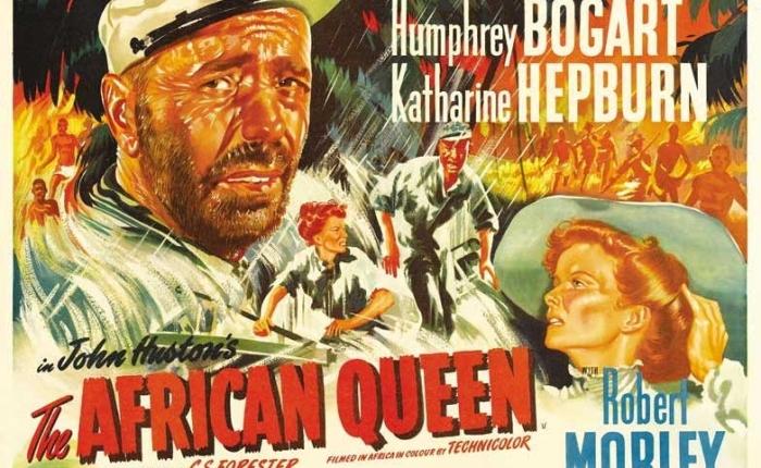 """65 jaar geleden: première van """"The AfricanQueen"""""""