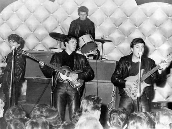 55 jaar geleden: eerste optreden van The Beatles op deBBC