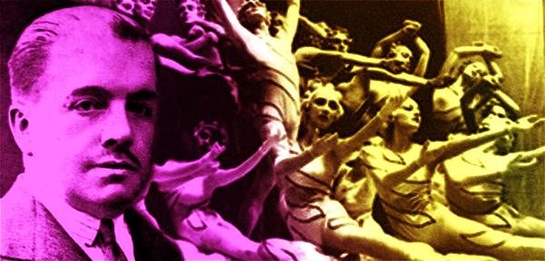 Sergei Diaghilev (1872-1929)