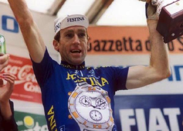 25 jaar geleden: Sean Kelly wintMilaan-Sanremo