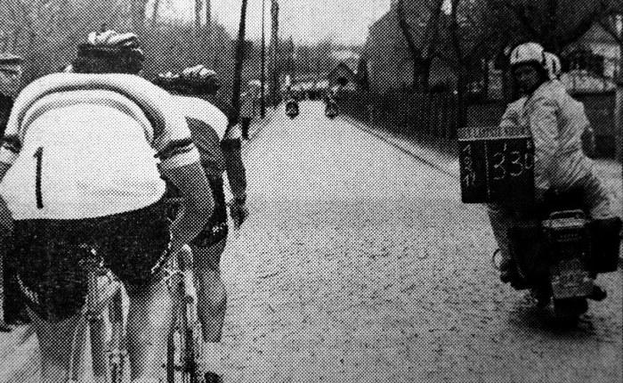 45 jaar geleden: Eddy Merckx wint de BrabantsePijl