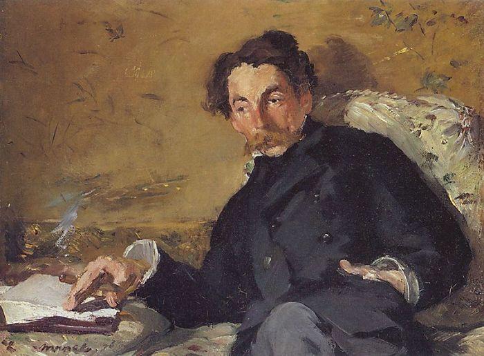 Stéphane Mallarmé (1842–1898)