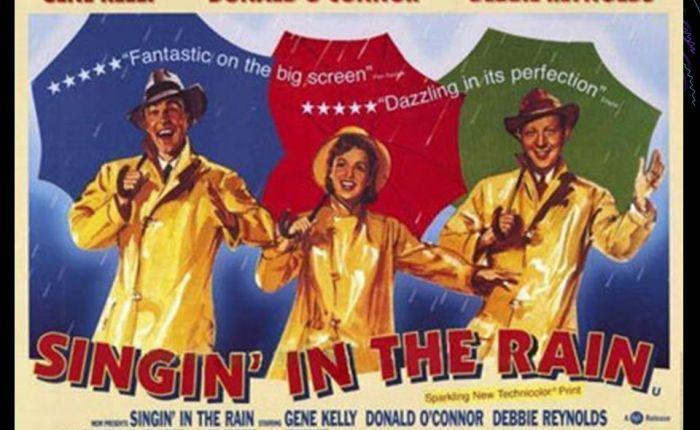 """65 jaar geleden: première van """"Singin' in therain"""""""