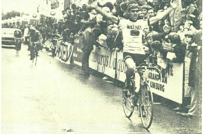 45 jaar geleden: Walter Planckaert wint de Amstel GoldRace