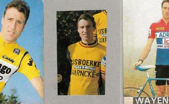 Dirk Wayenberg (1955-2007)