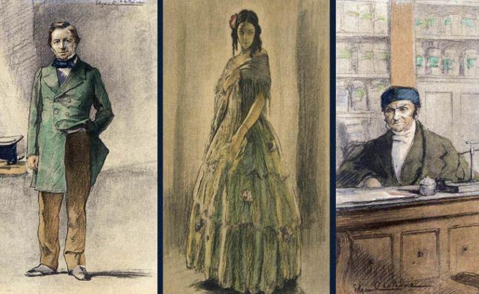 """160 jaar geleden: publicatie van """"MadameBovary"""""""