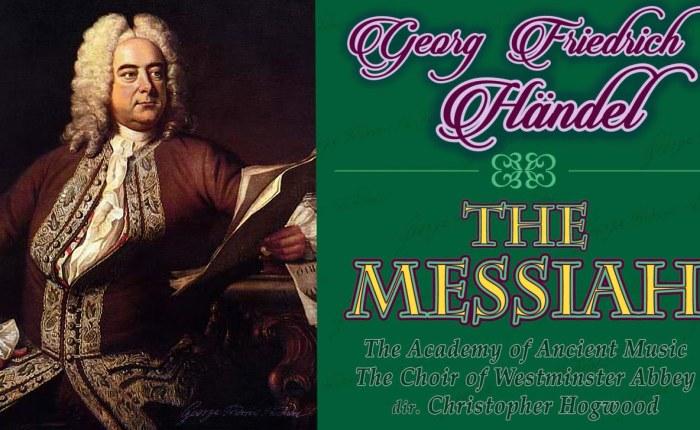 """275 jaar geleden: creatie van de """"Messiah"""""""