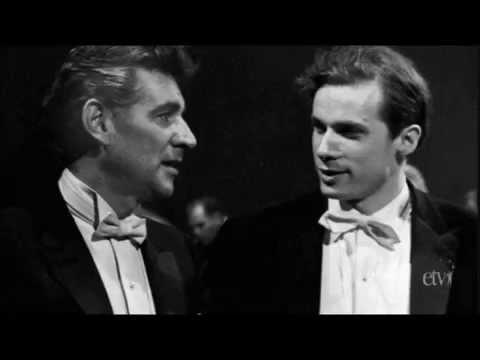 55 jaar geleden: het incident tussen Leonard Bernstein en GlennGould